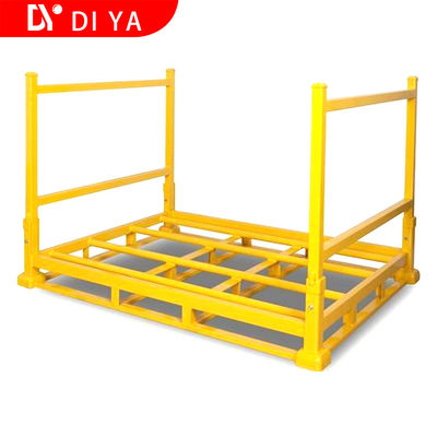 Składany Heavy Duty Metal Steel Storage Rack Składany Stacking Rack For Warehouse